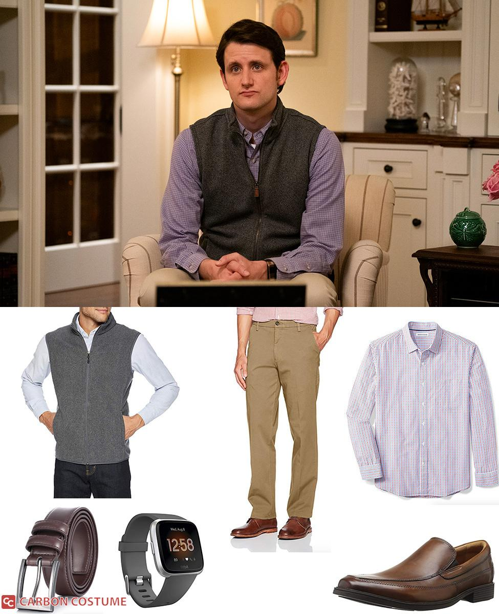 Jared Dunn from Silicon Valley Cosplay Guide