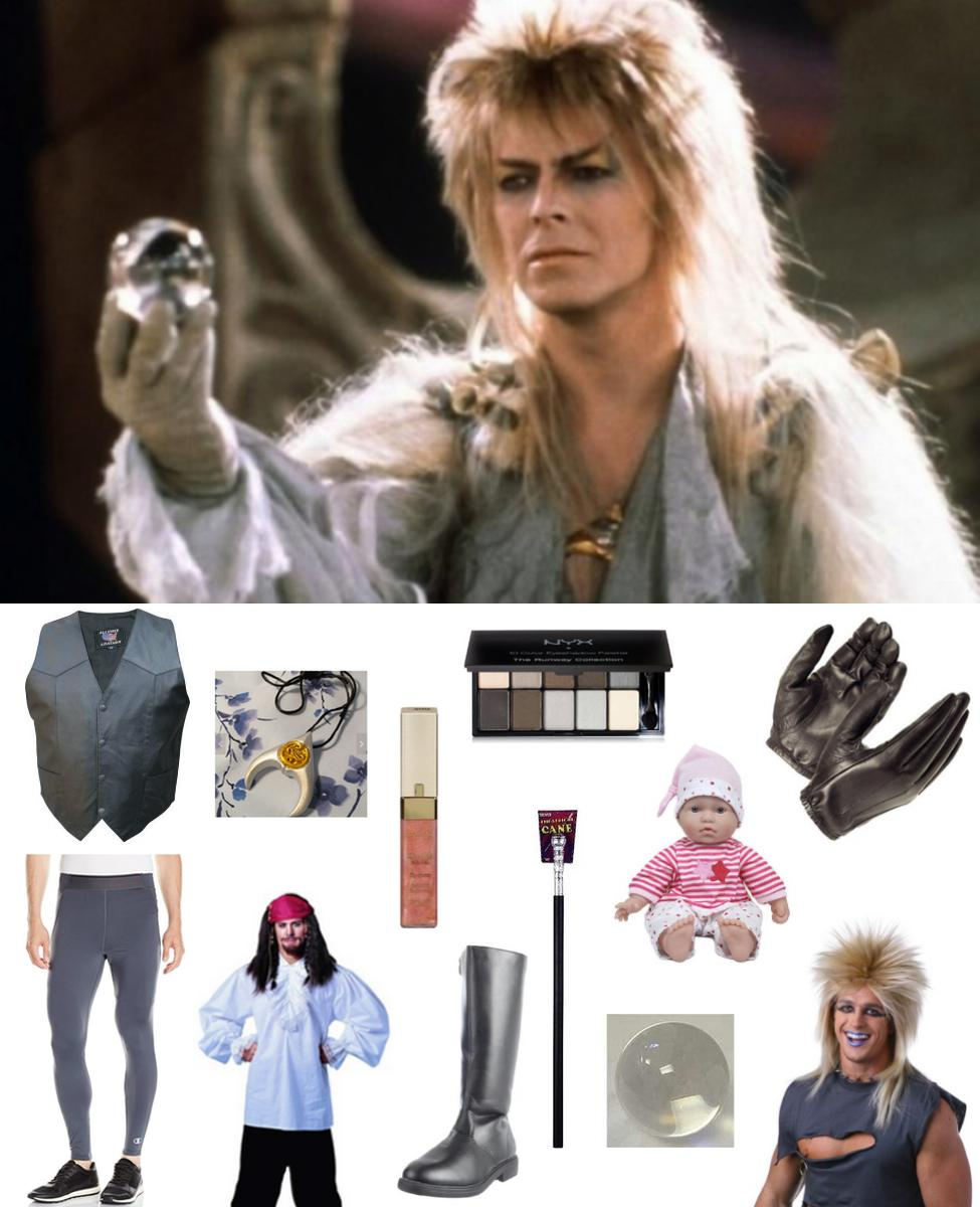 Jareth the Goblin King Cosplay Guide