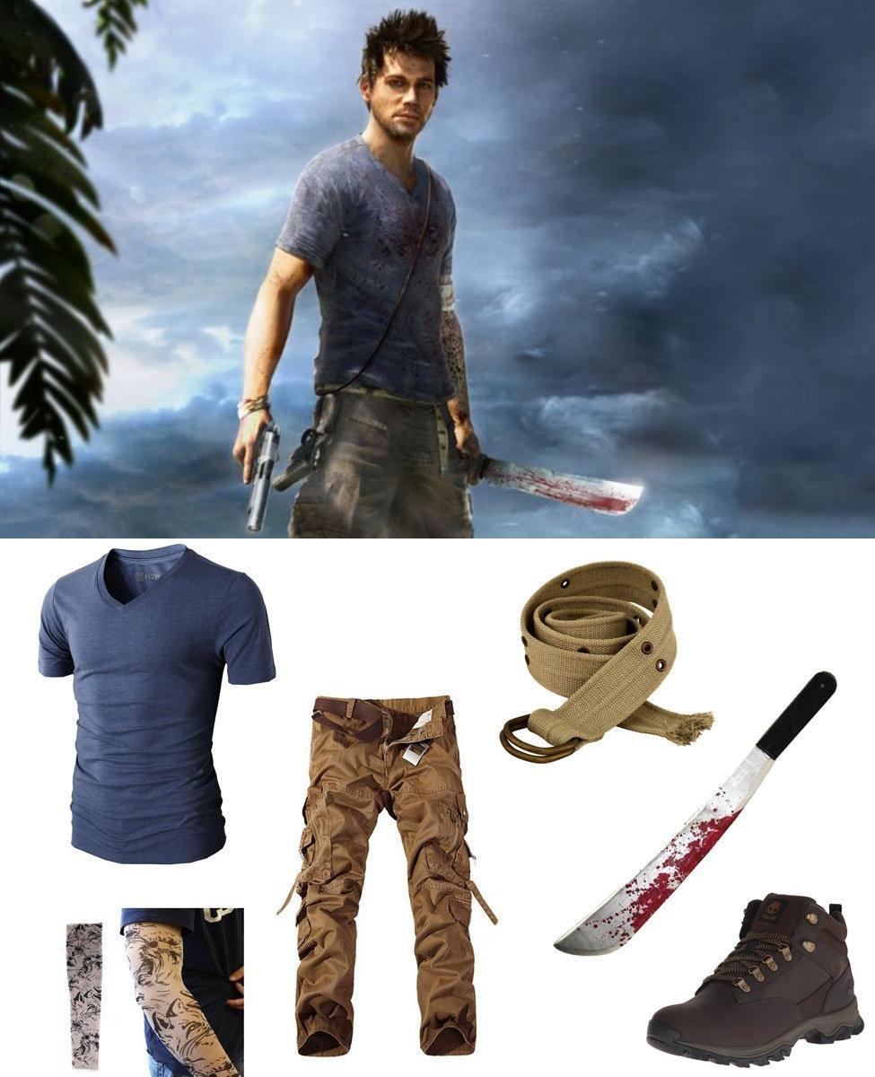 Jason Brody Cosplay Guide
