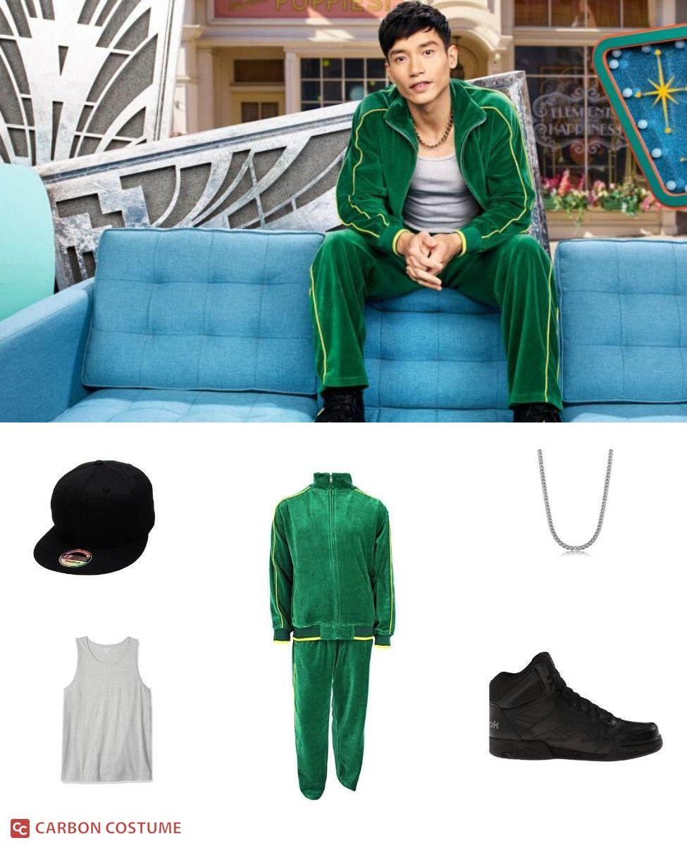 Jason Mendoza from The Good Place Cosplay Guide