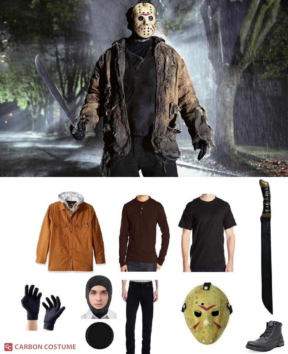 Jason Voorhees from Freddy vs. Jason Cosplay Guide