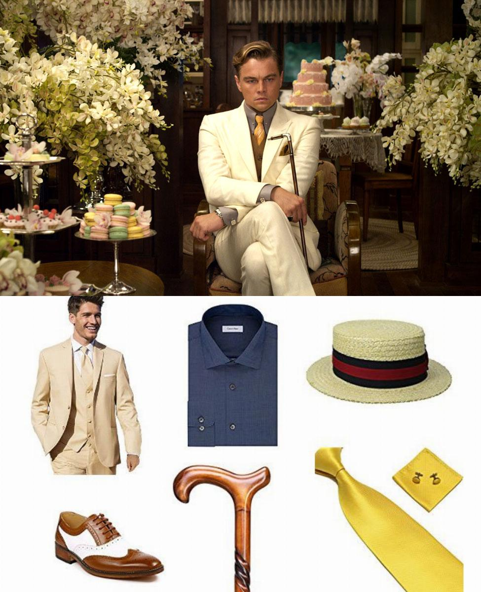 Jay Gatsby Cosplay Guide