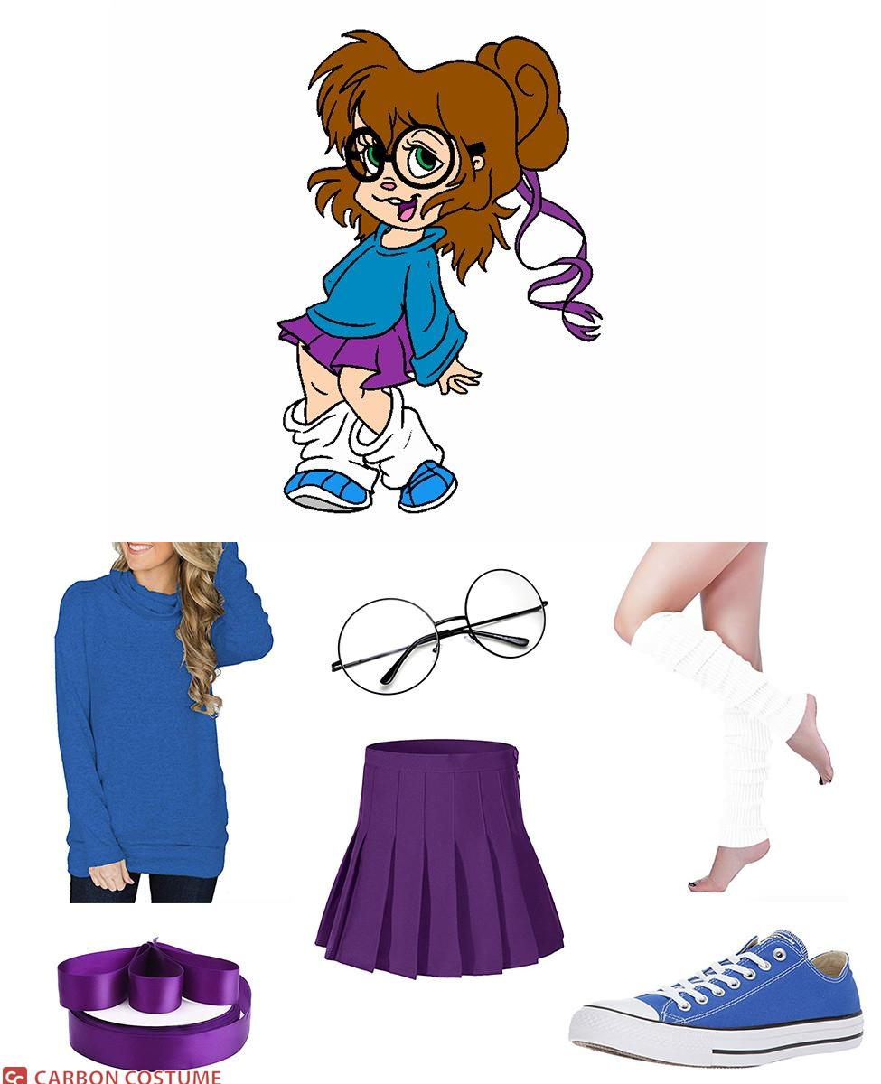 Jeanette Miller from Alvin and the Chipmunks Cosplay Guide
