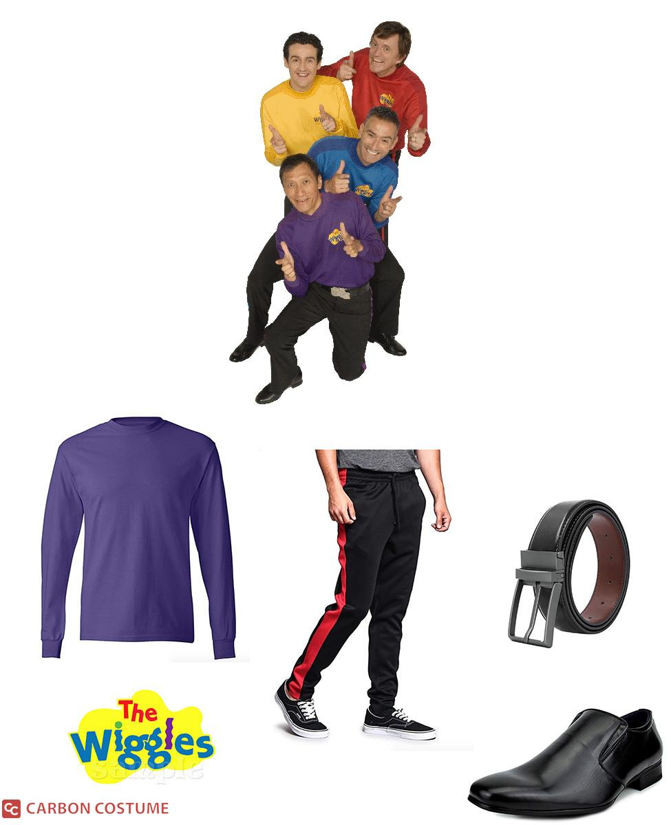 Jeff from The Wiggles Cosplay Guide