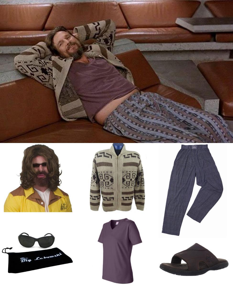 """Jeffrey """"The Dude"""" Lebowski Cosplay Guide"""