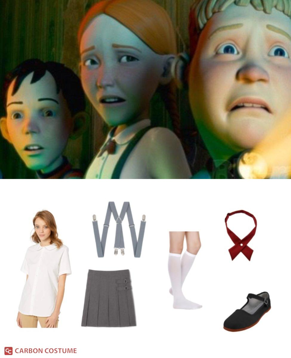 Jenny from Monster House Cosplay Guide