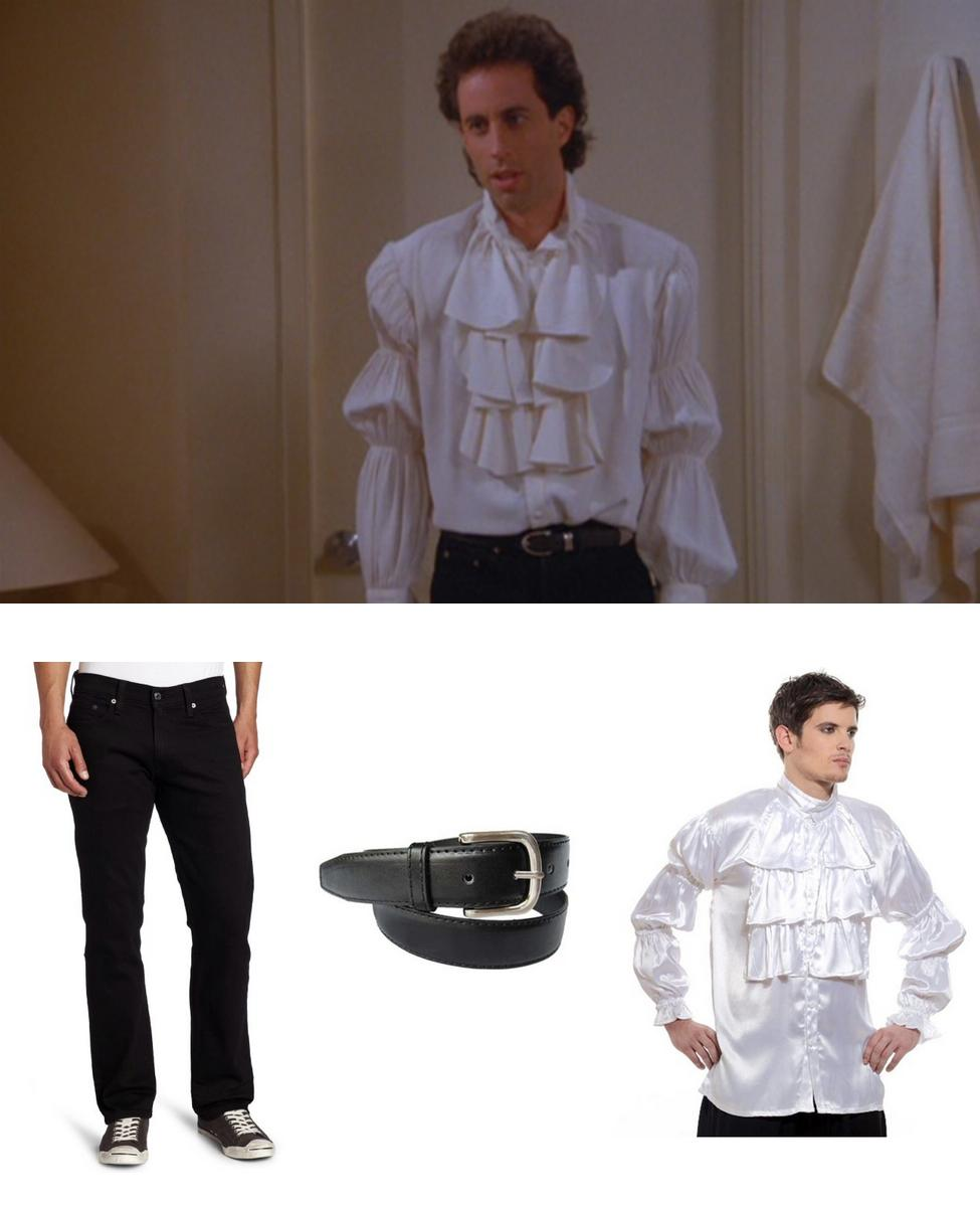 Jerry Seinfeld Cosplay Guide