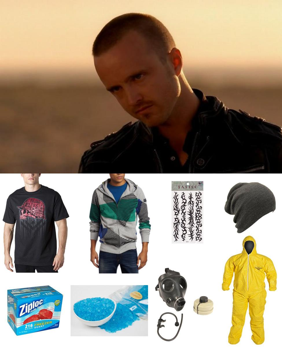 Jesse Pinkman Cosplay Guide