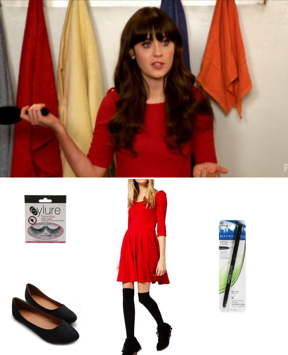 Jessica Day from New Girl Cosplay Guide