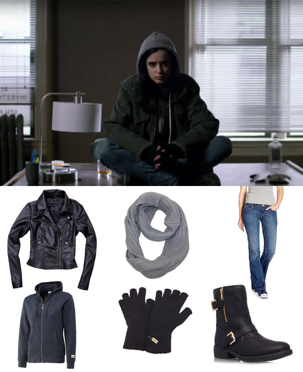 Jessica Jones Cosplay Guide