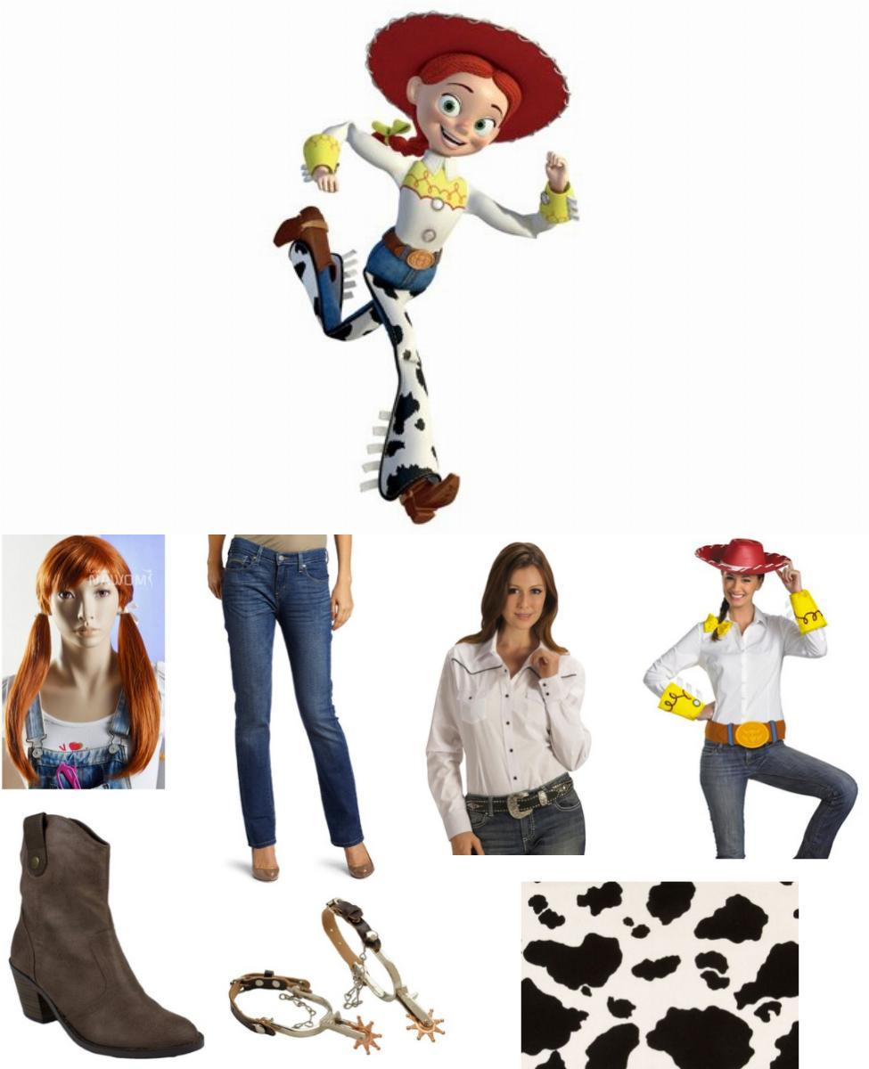 Jessie Cosplay Guide