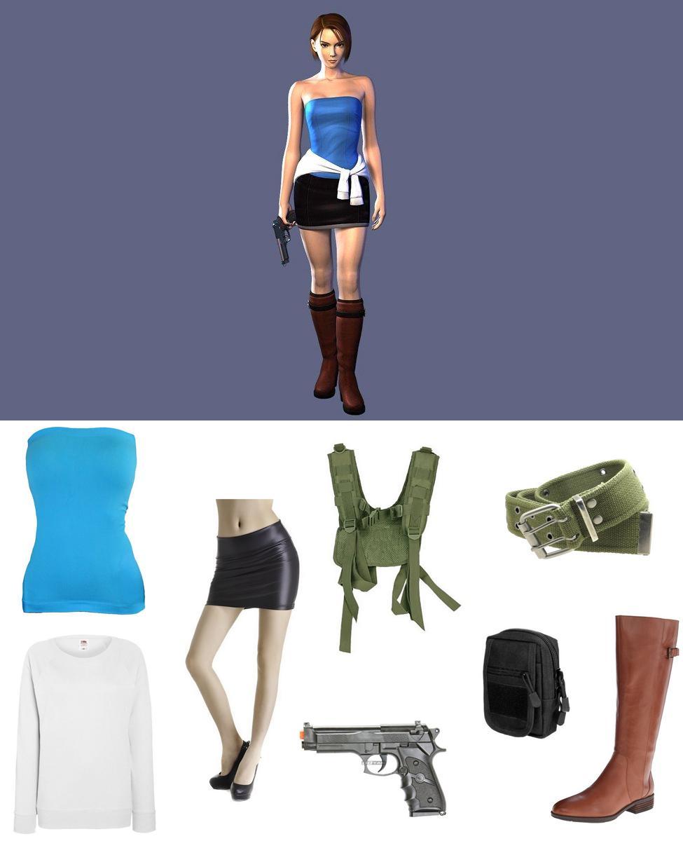 Jill Valentine Cosplay Guide