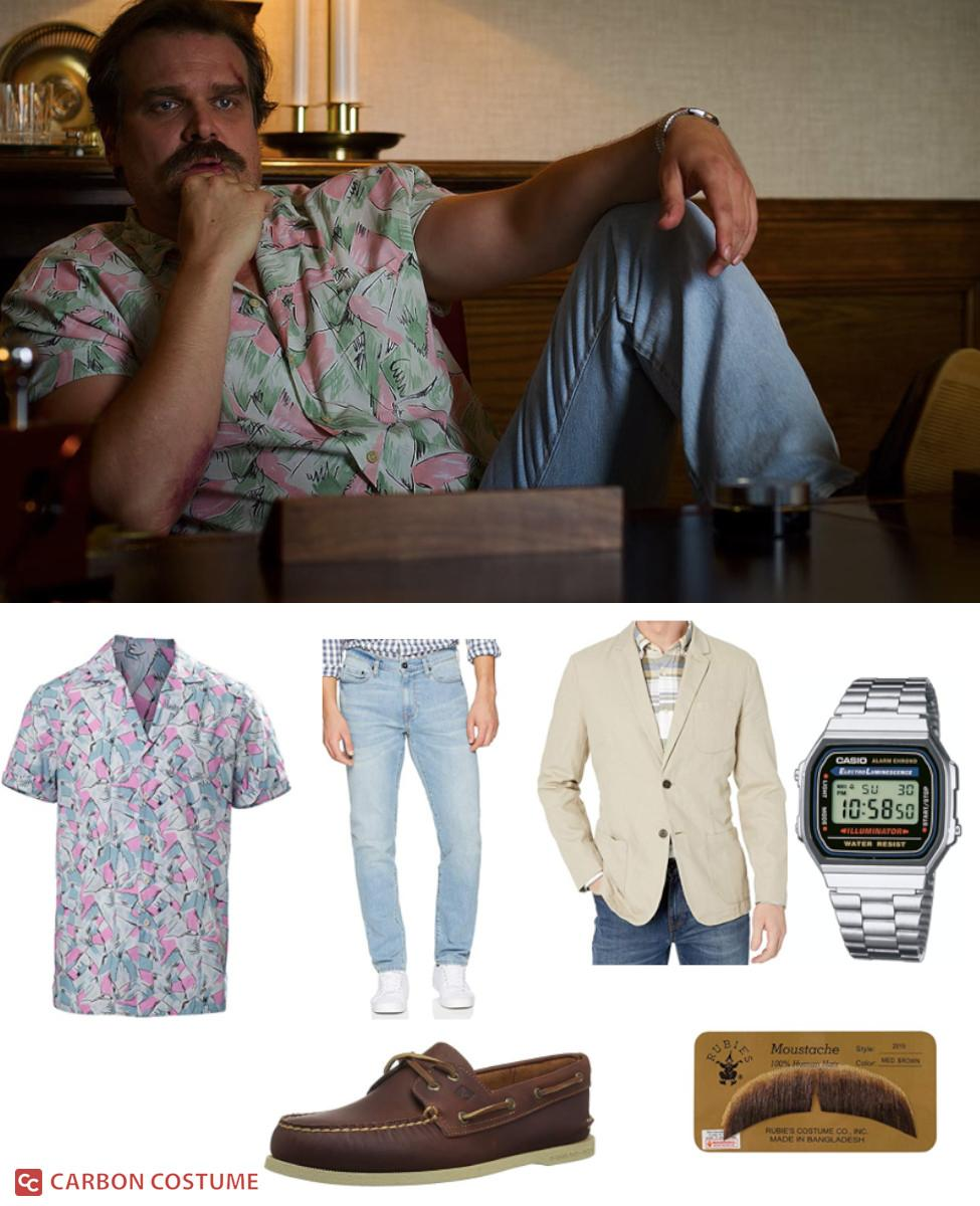 Jim Hopper from Stranger Things 3 Cosplay Guide