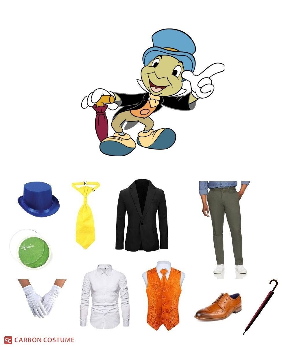 Jiminy Cricket Cosplay Guide