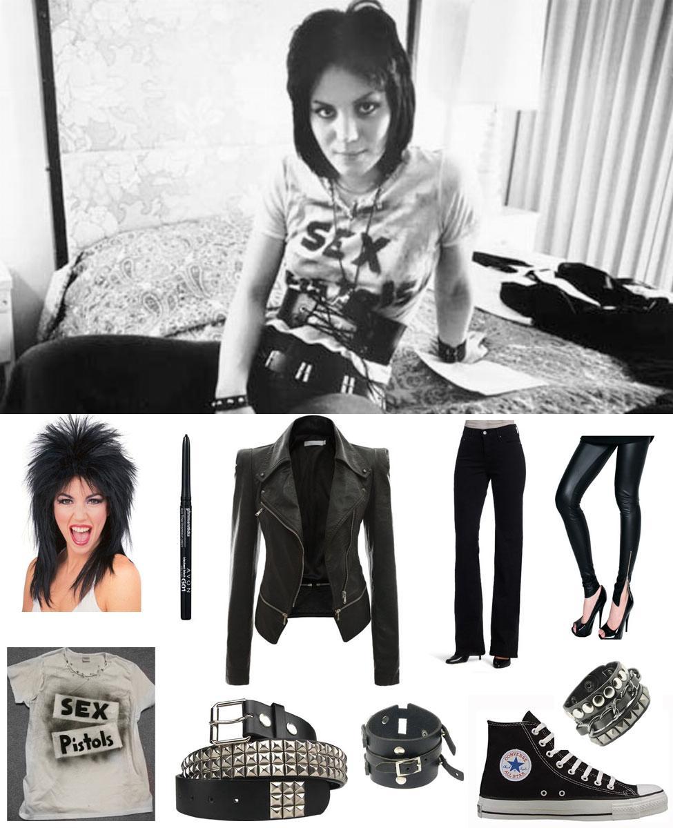 Joan Jett Cosplay Guide