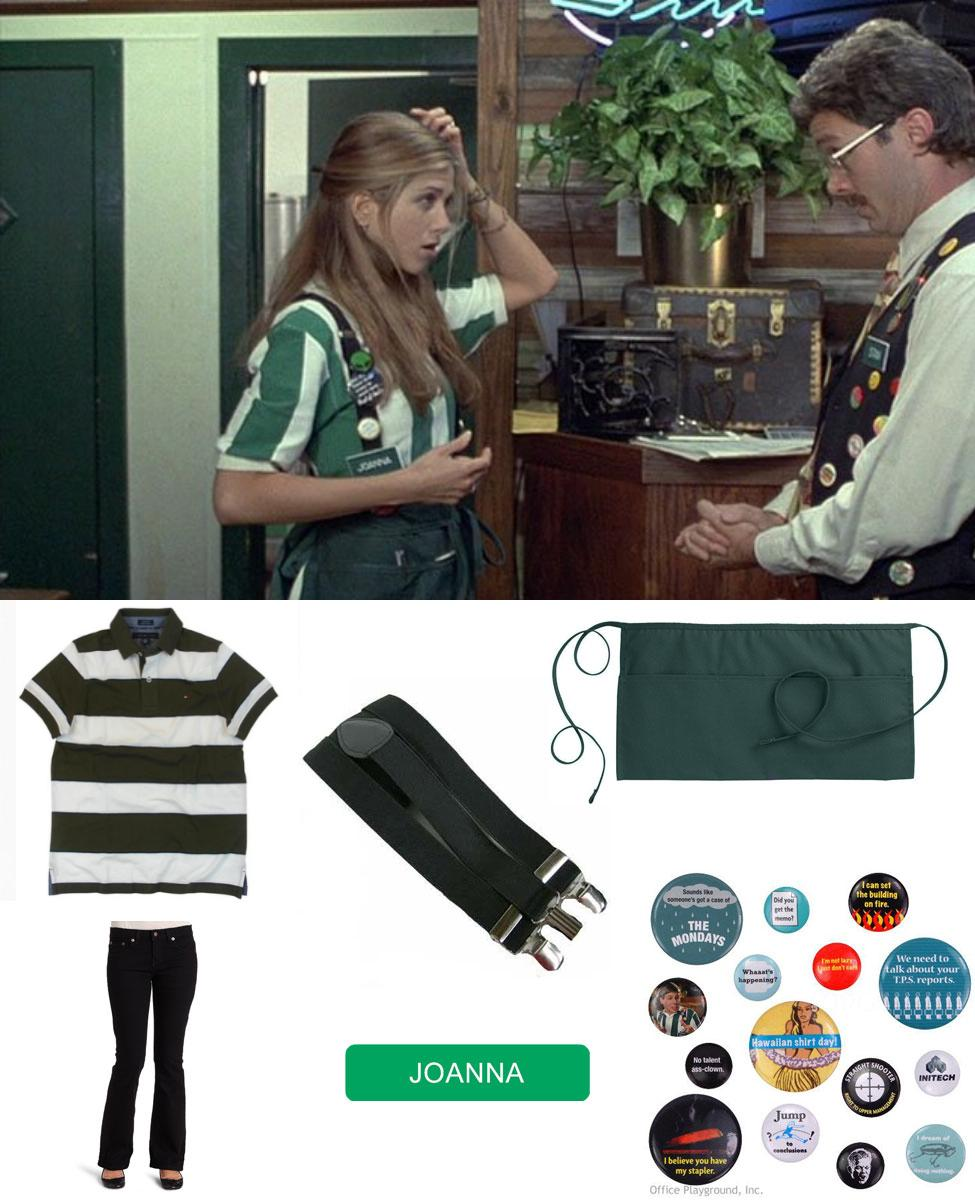 Joanna from Office Space Cosplay Guide