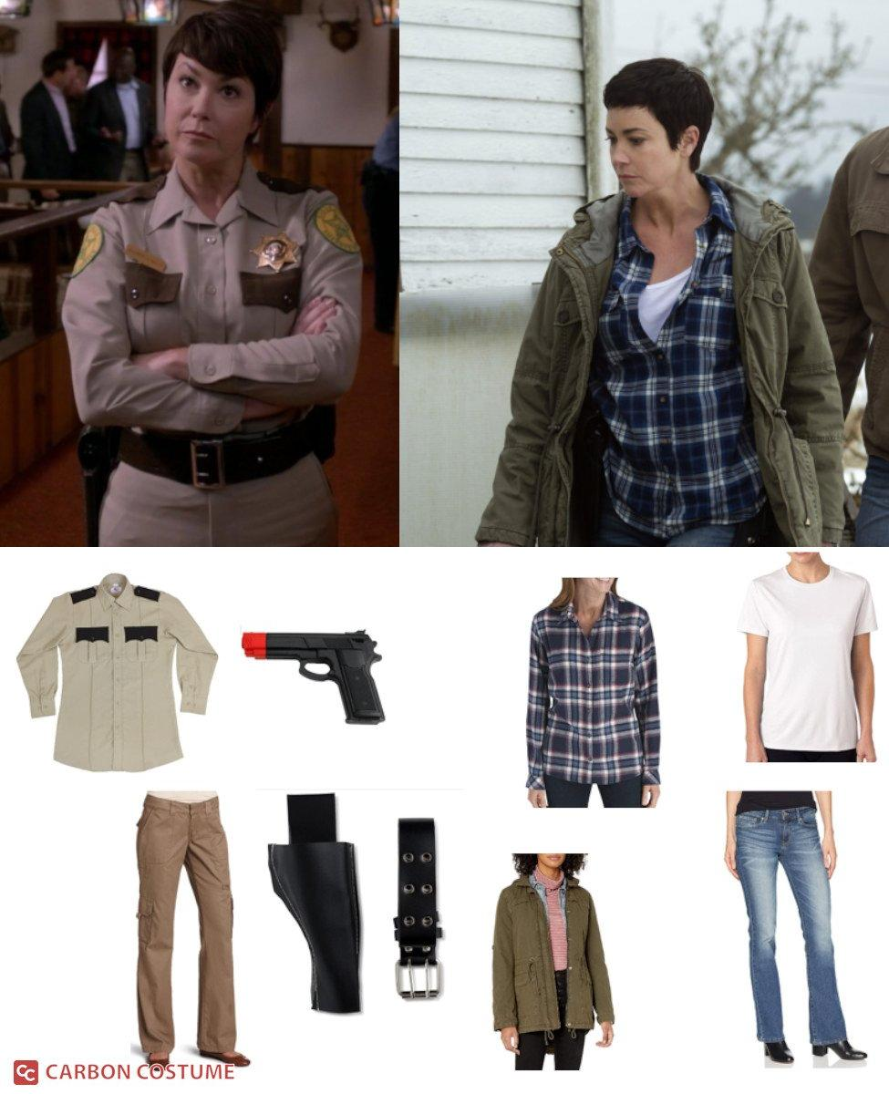 Jody Mills from Supernatural Cosplay Guide