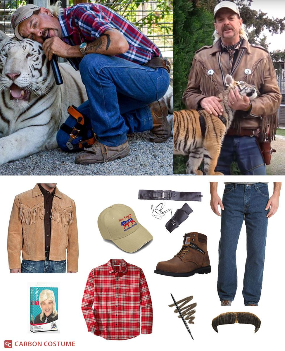 Joe Exotic from Tiger King Cosplay Guide