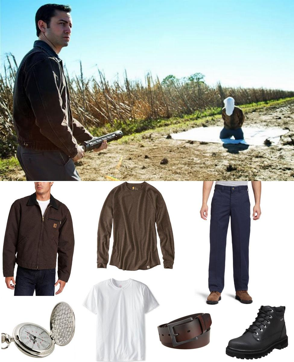 Joe from Looper Cosplay Guide