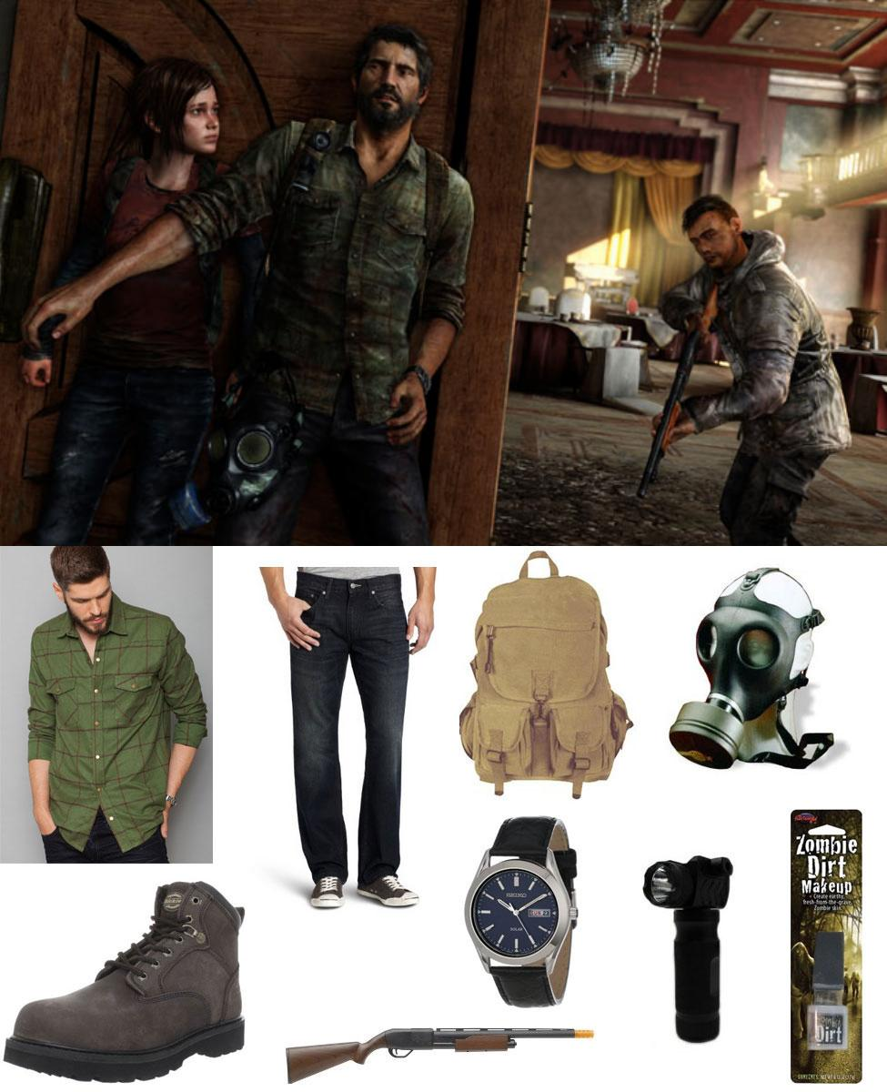 Joel from The Last of Us Cosplay Guide