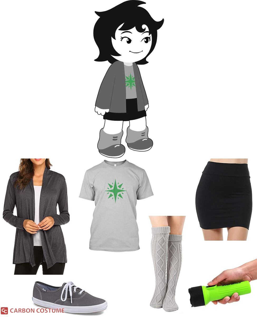 Joey Claire Cosplay Guide