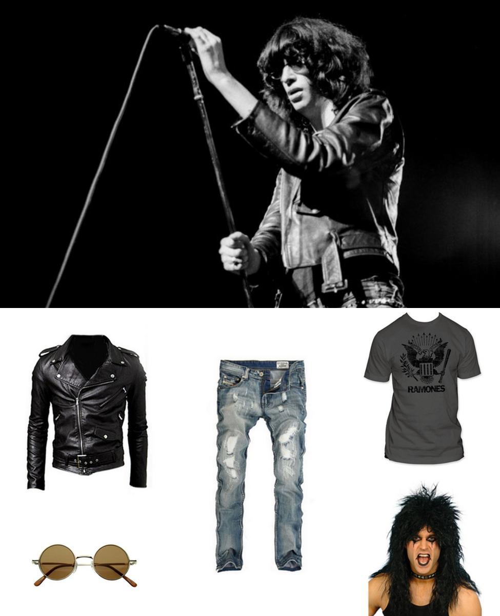 Joey Ramone Cosplay Guide