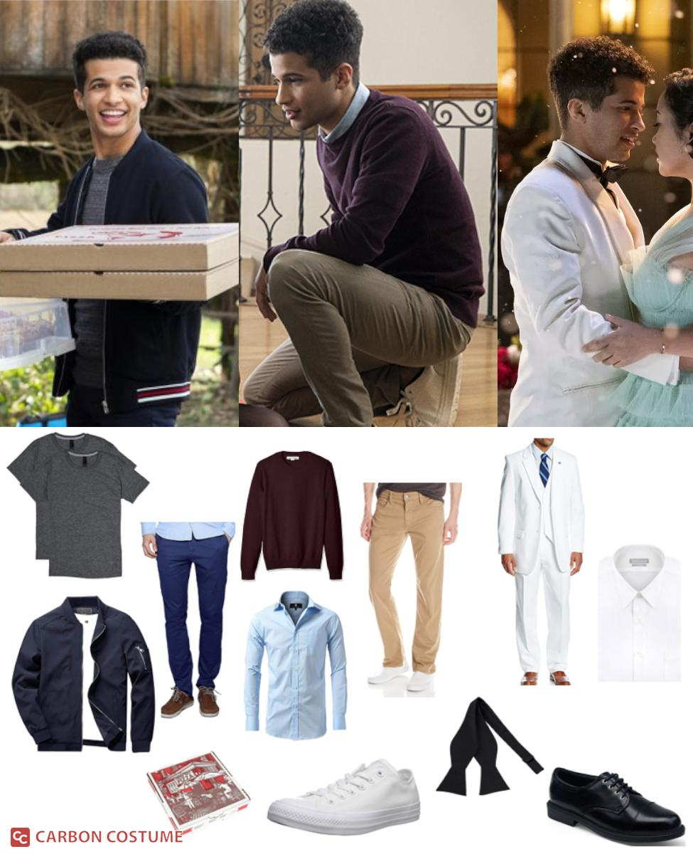 John Ambrose McClaren from To All the Boys I've Loved Before 2 Cosplay Guide