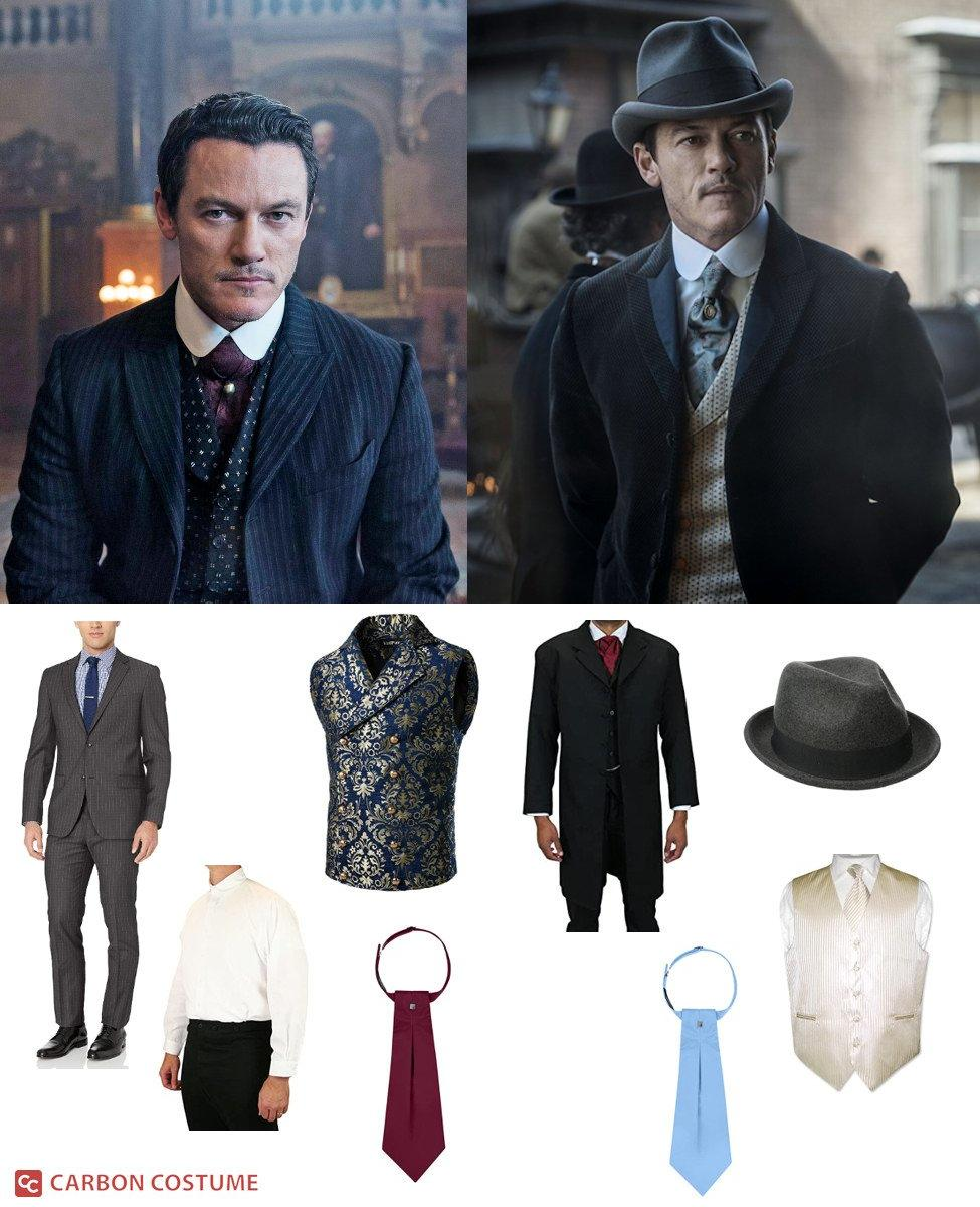 John Moore from The Alienist Cosplay Guide