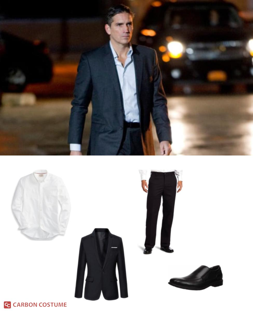 John Reese from Person of Interest Cosplay Guide
