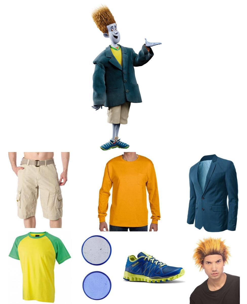 Johnnystein Cosplay Guide