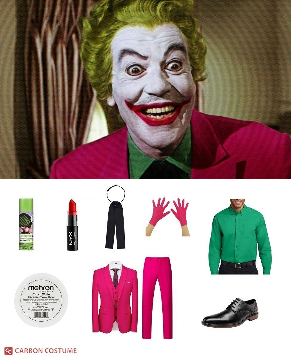 Joker (1966) Cosplay Guide
