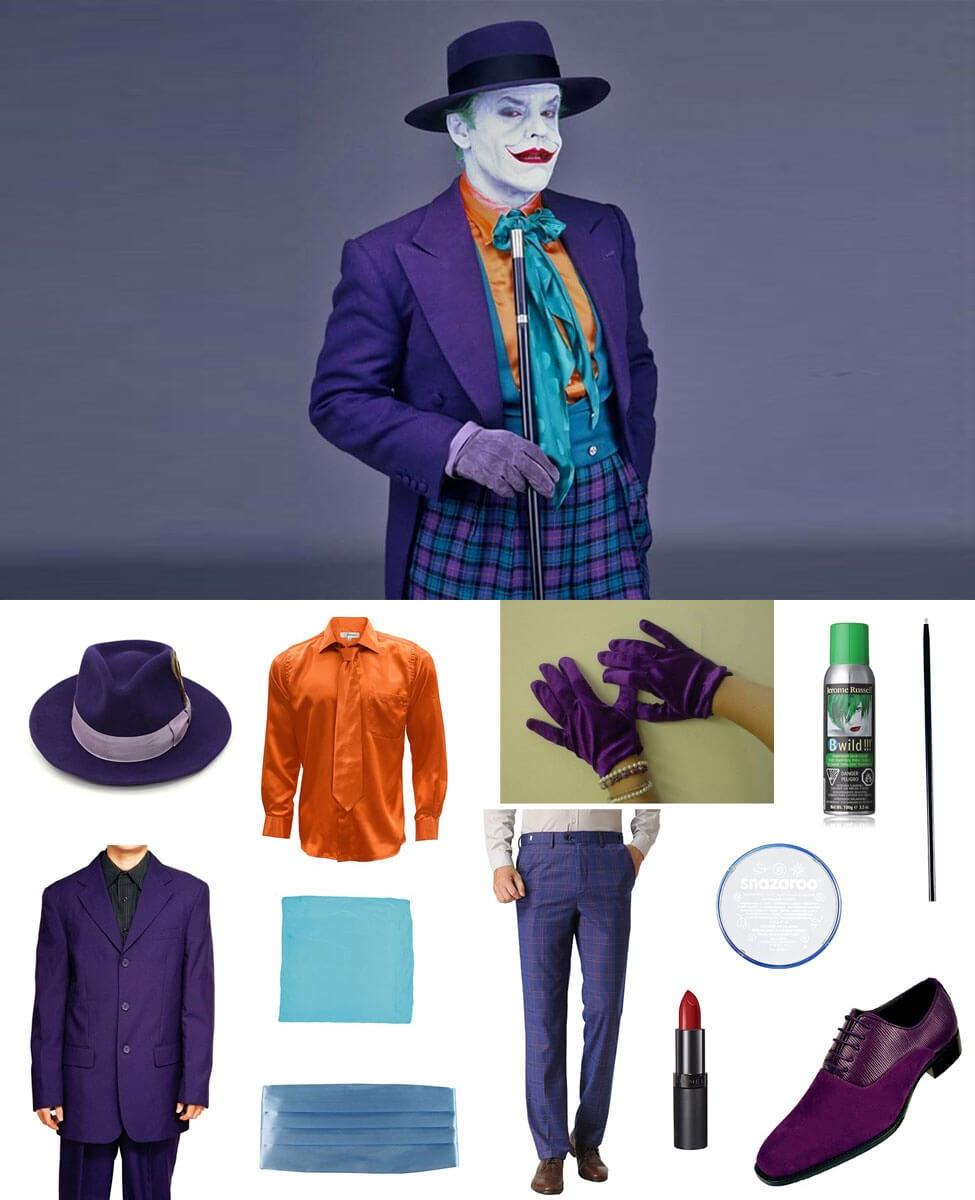 Joker (1989) Cosplay Guide