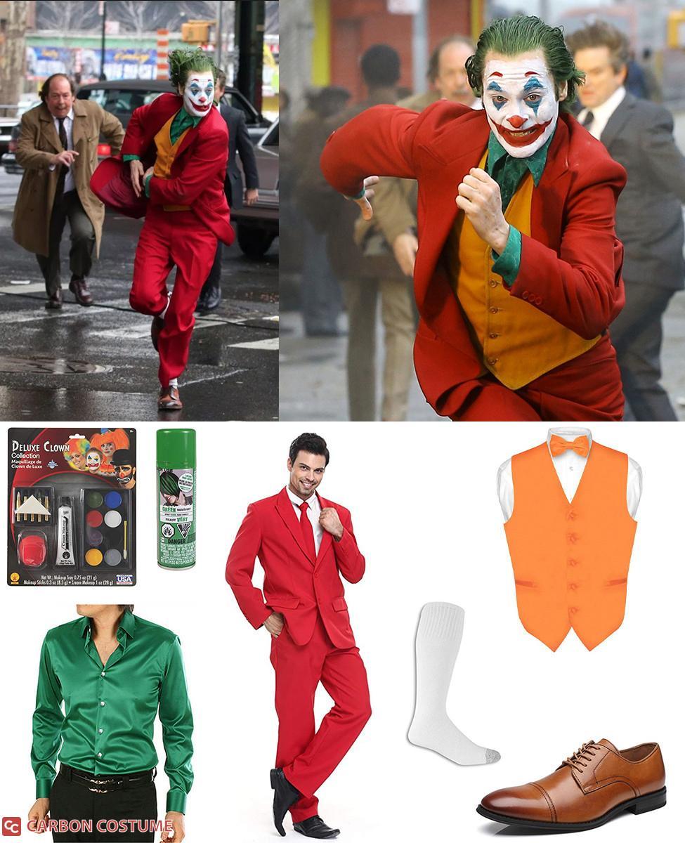 Joker (2019) Cosplay Guide