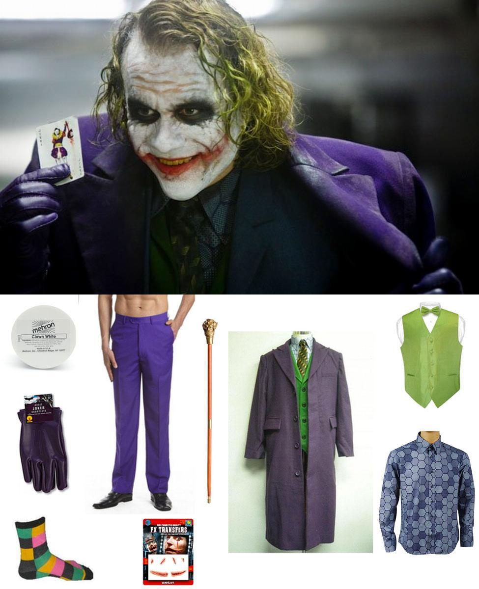 Joker Cosplay Guide