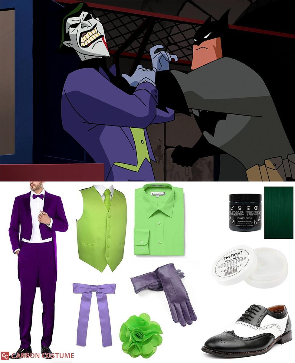 Joker from Batman Beyond: Return of the Joker Cosplay Guide