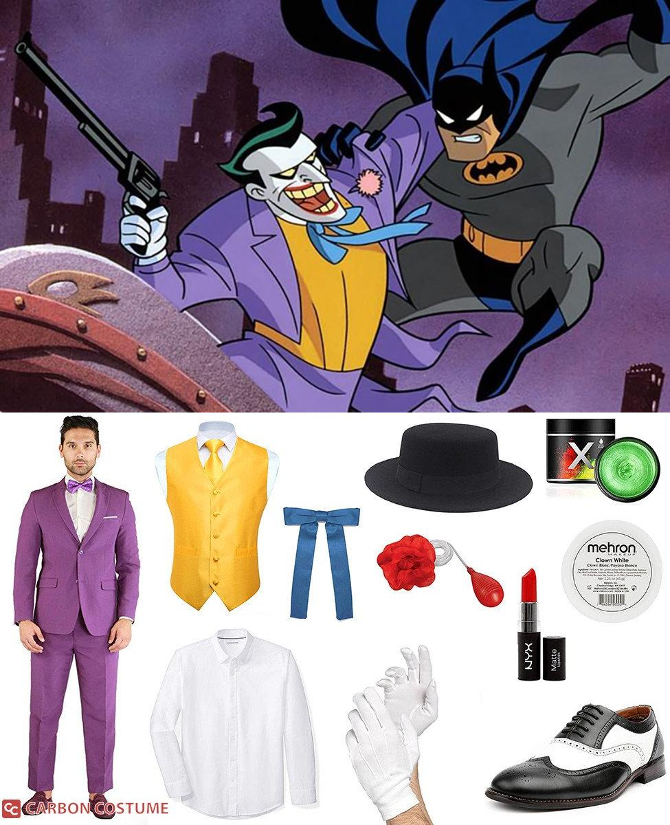 Joker from Batman: The Animated Series Cosplay Guide