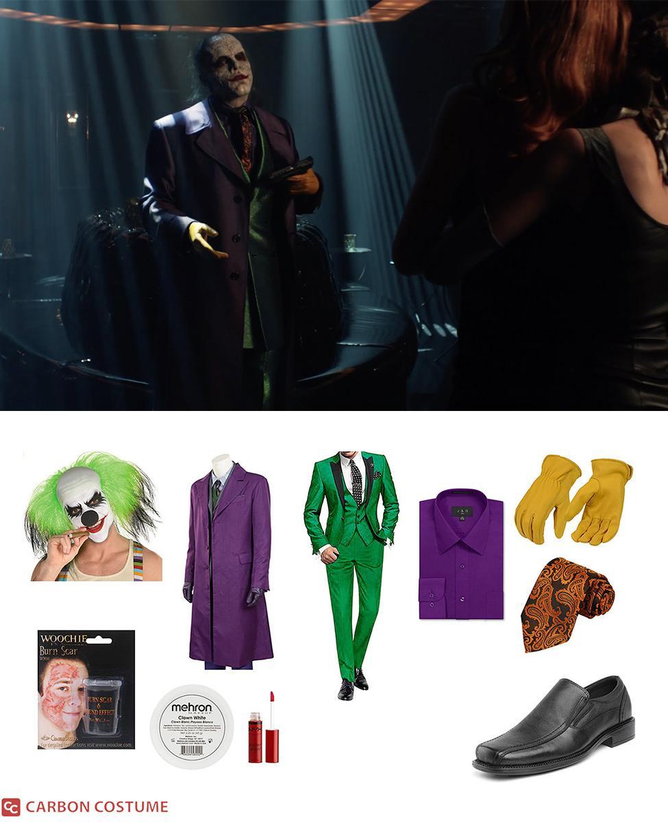 Joker from Gotham Cosplay Guide