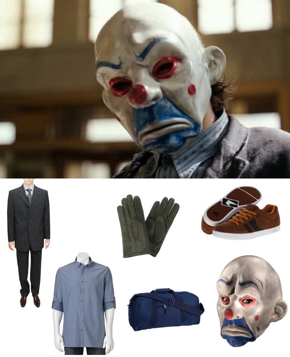 Joker's Henchmen Cosplay Guide