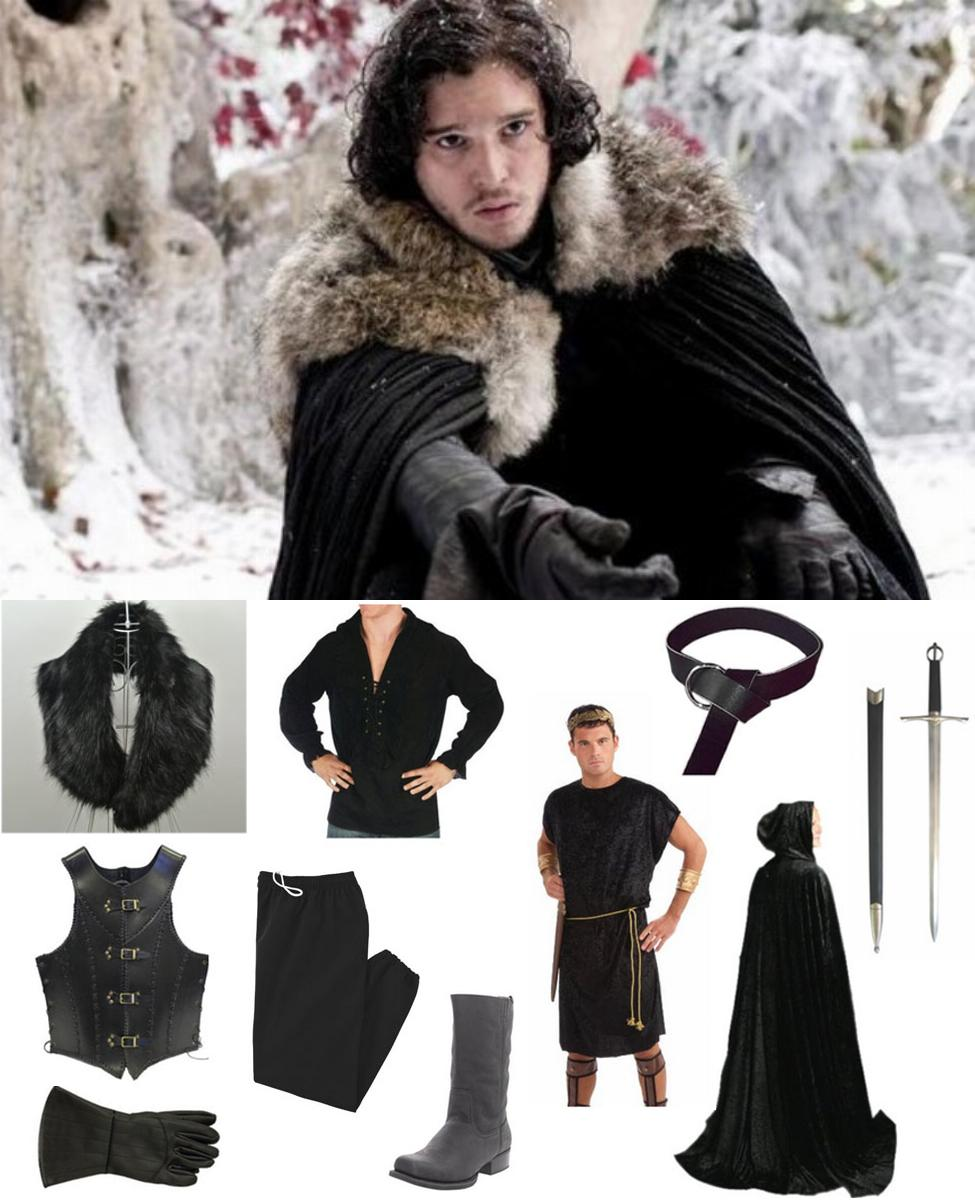 Jon Snow Cosplay Guide