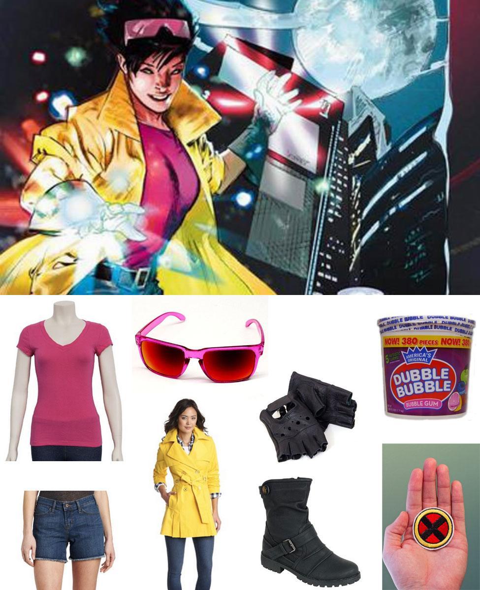 Jubilee Cosplay Guide