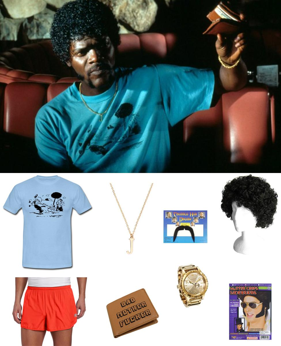 Jules Winnfield Cosplay Guide