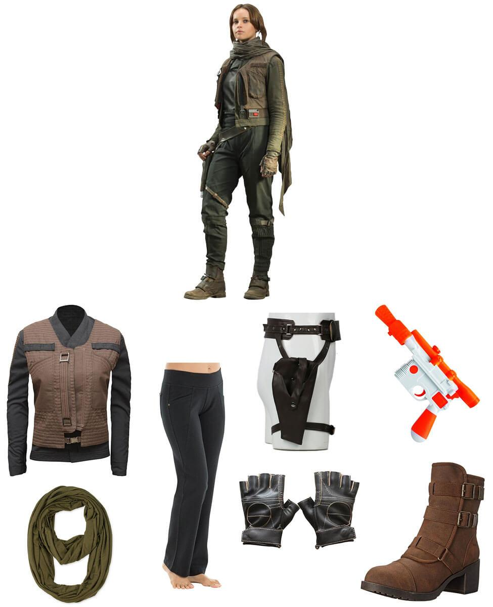 Jyn Erso Cosplay Guide