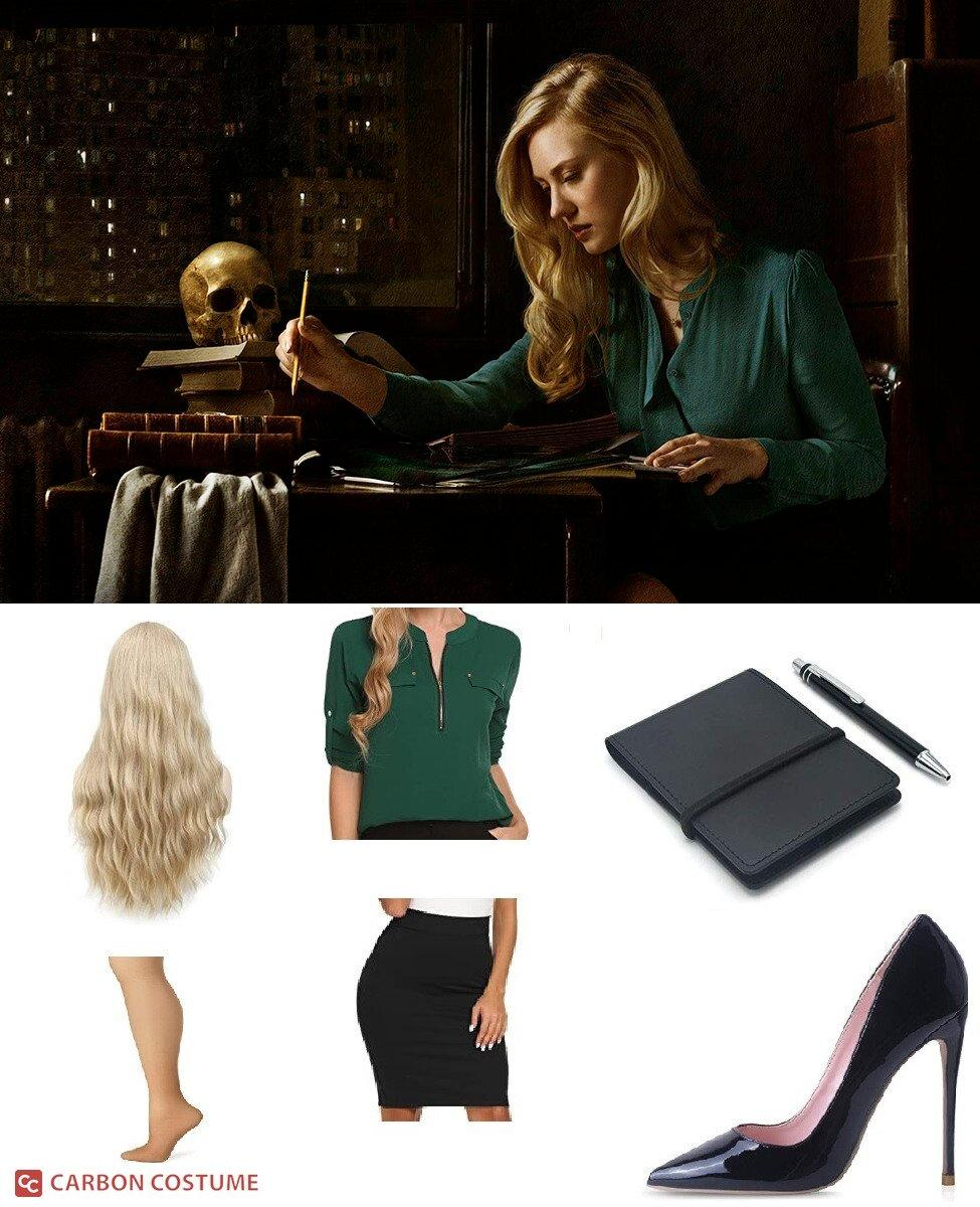 Karen Page from Daredevil Cosplay Guide