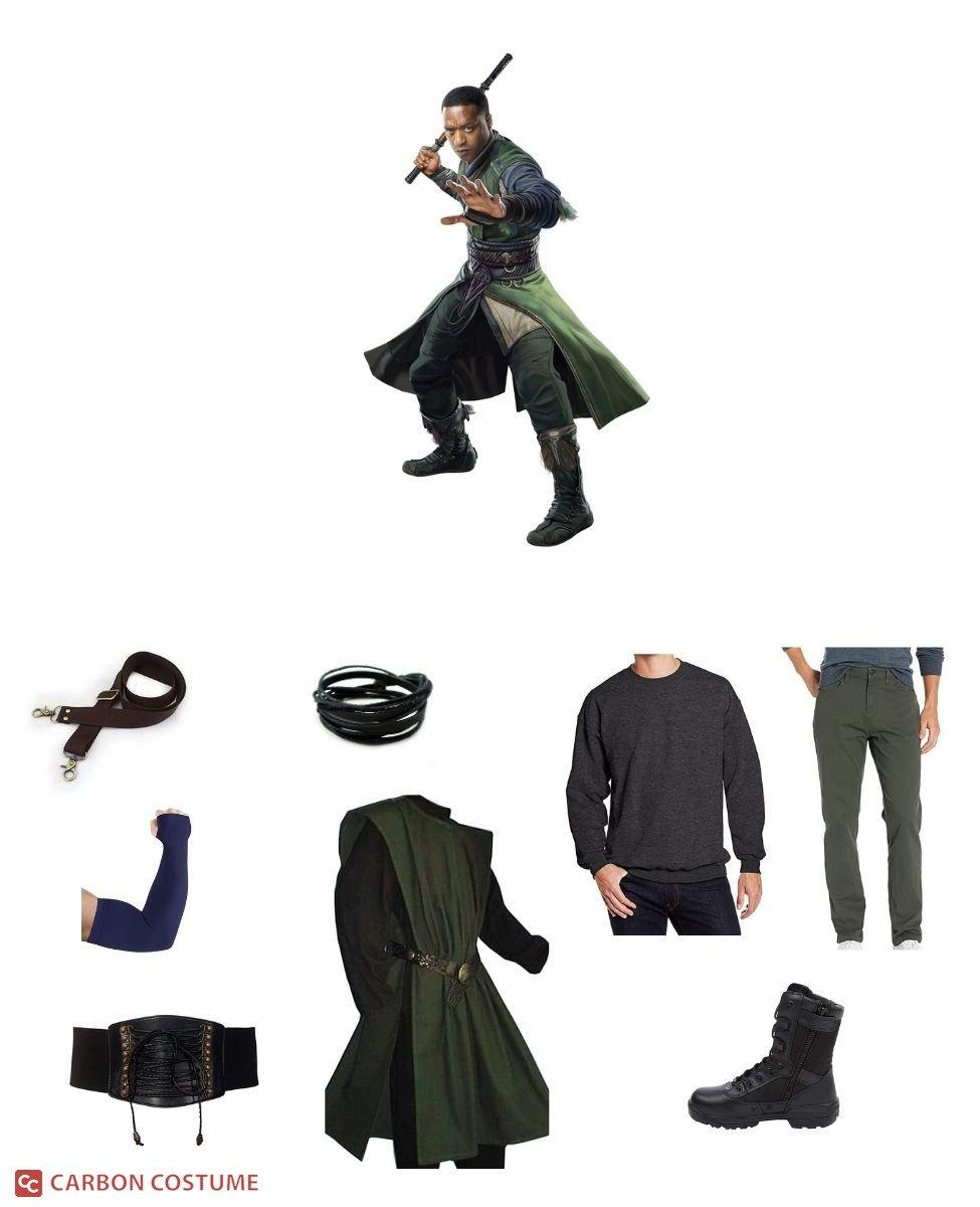 Karl Mordo Cosplay Guide