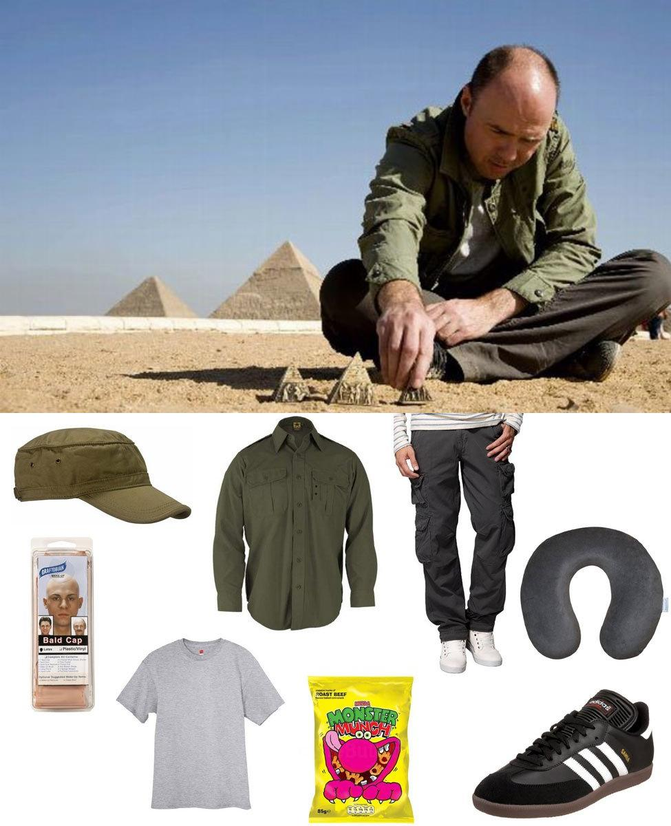 Karl Pilkington Cosplay Guide