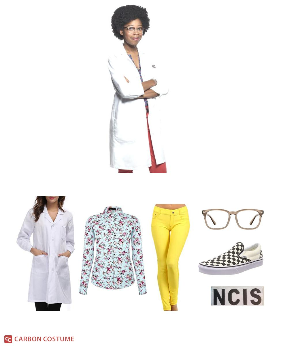Kasie Hines from NCIS Cosplay Guide