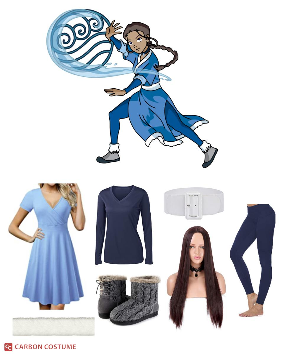 Katara from Avatar: The Last Airbender Cosplay Guide