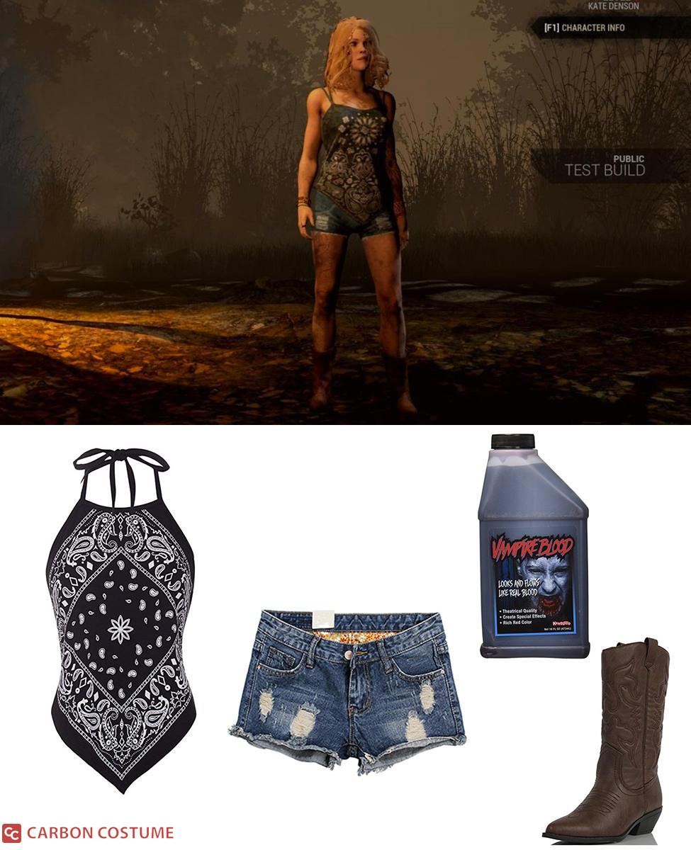 Kate Denson from Dead by Daylight Cosplay Guide