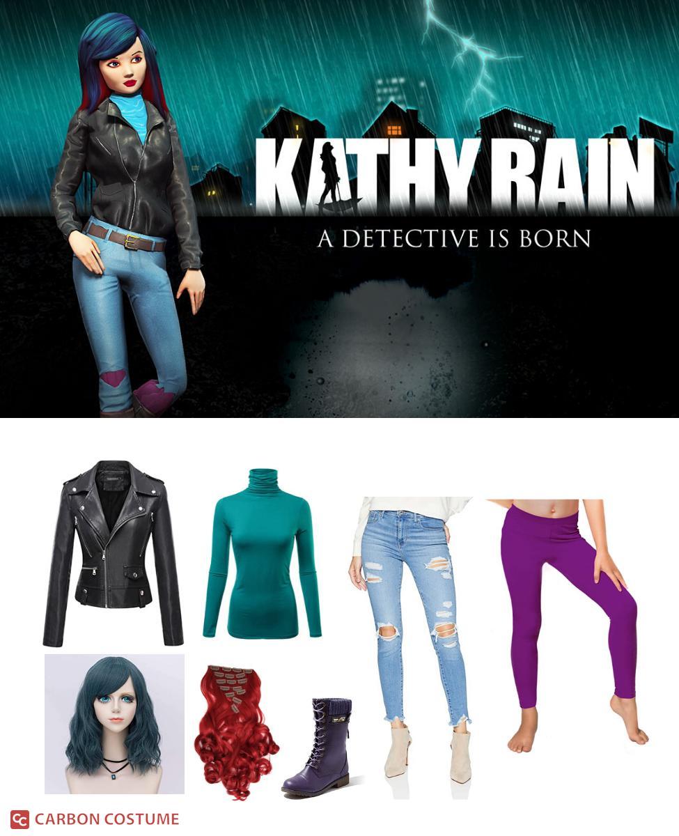 Kathy Rain Cosplay Guide
