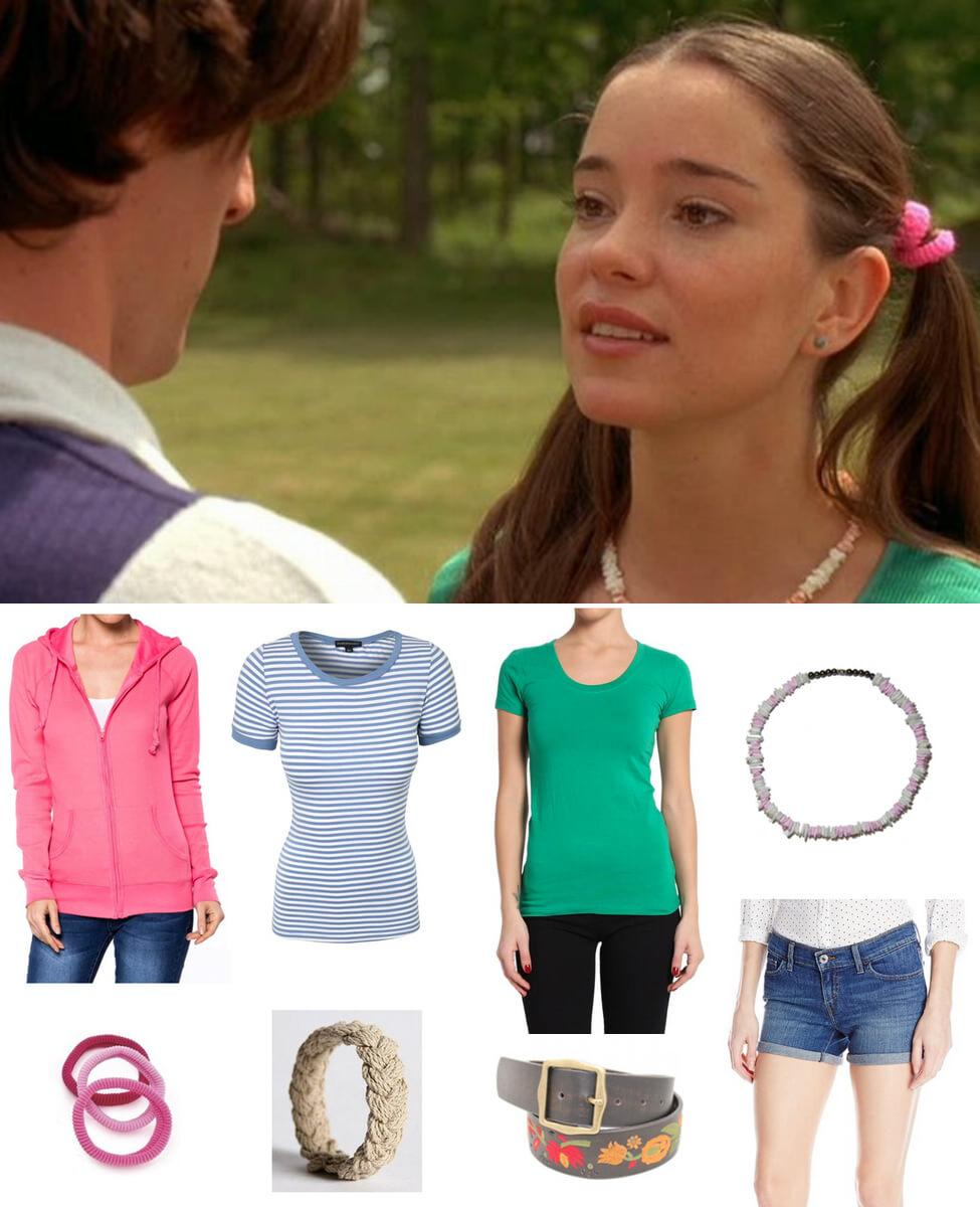 Katie from Wet Hot American Summer Cosplay Guide